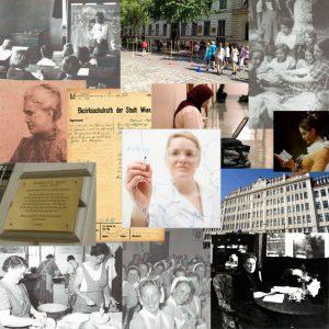 collage mädchenbildung